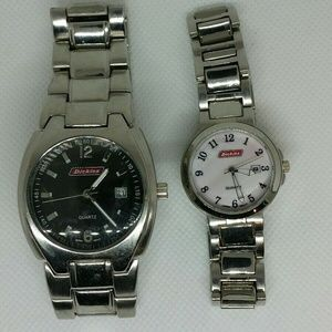 HIS AND HERS DICKIES WATCHES